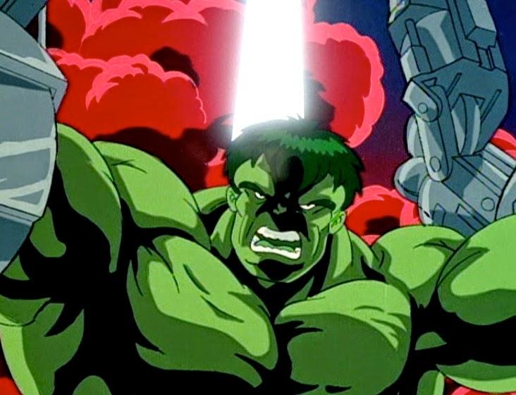 L incredibile hulk cartoni animati tutti i finali delle migliori
