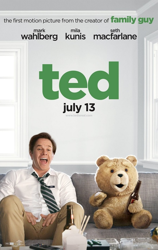Review Filem Ted