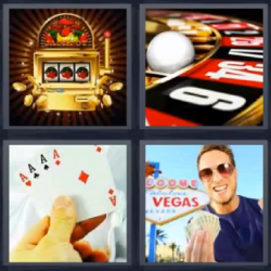juegos de casino 7 letras