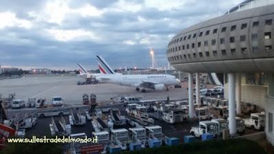 aeroporto parigi