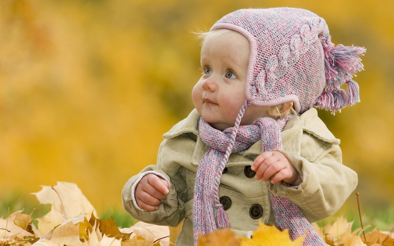 wallpaper: Cute Babies Hd Wallpapers