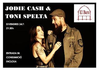 Jodie Cash & Toni Espelta