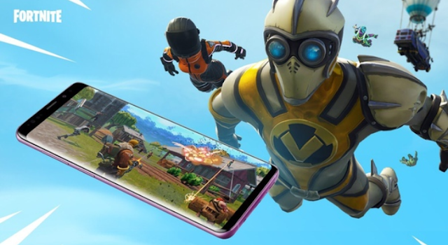 Fortnite is now available for Android user (Open Beta)