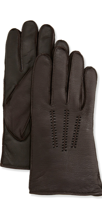 UGG Australia Men's Leather Gloves