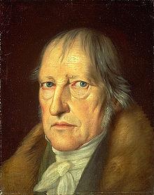Biografi dan Filsafat Sejarah G.W. F Hegel