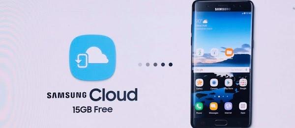 Samsung Cloud Hadir untuk Galaxy S7 dan S7 Edge