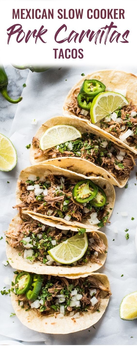 Easy Carnitas Recipe