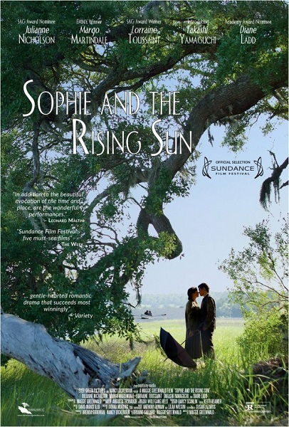 Film Sophie and the Rising Sun 2017 Bioskop