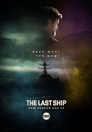 The Last Ship - 4ª Temporada Séries Torrent Download capa