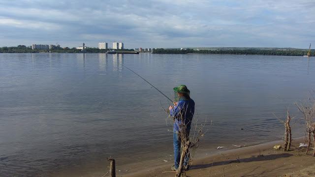 Рыбалка в Волгограде