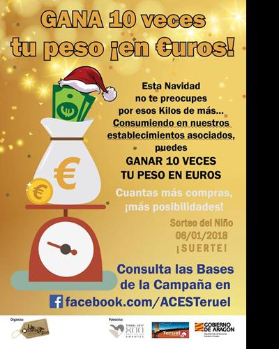 Navidad 2017 - 2018 de Aces Teruel