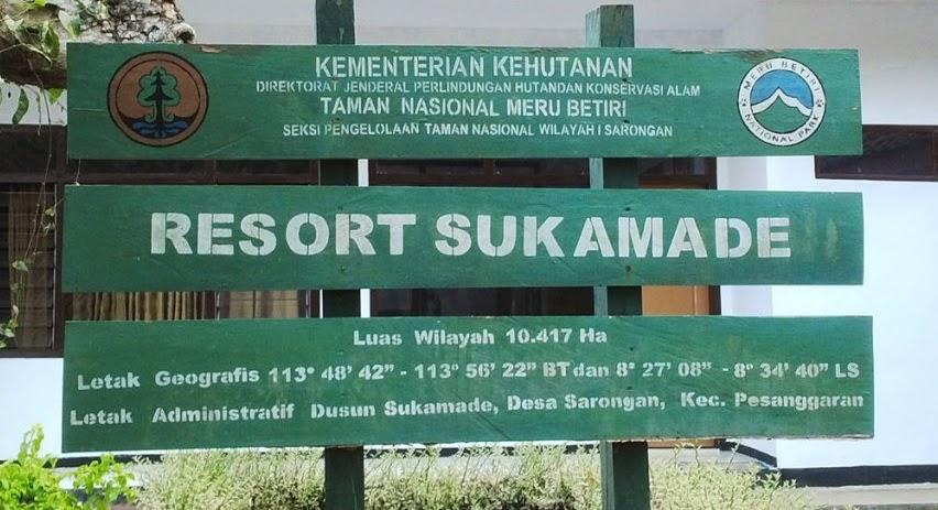 lokasi taman nasional meru betiri
