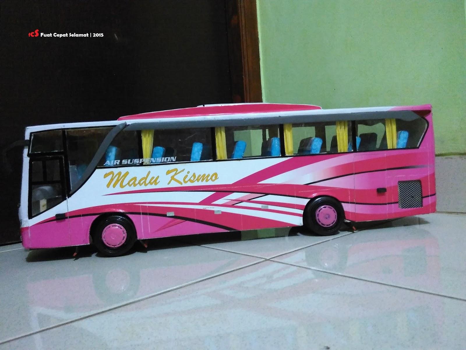 54 Gambar Modifikasi Mobil Bus Dari Kardus Terbaru Dan ...