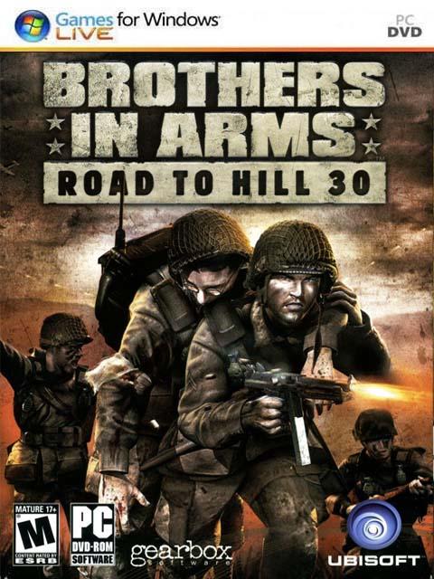 تحميل لعبة Brothers in Arms Road to Hill 30