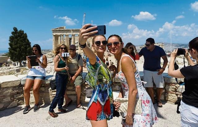 Πώς ο τουρισμός αυξάνει το ΑΕΠ της Ελλάδας