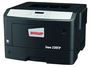 Develop ineo 3301P Driver Download