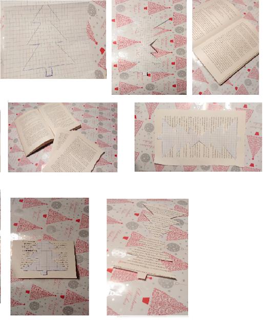 Coraz Bliżej Święta #4: Książkowe choinki i kalendarz ♥