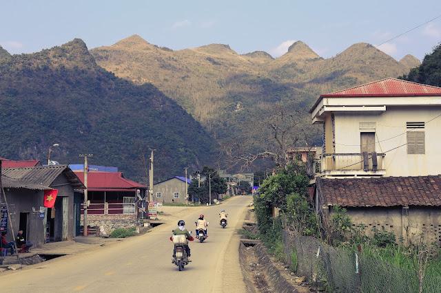 Đường đi Hà Quảng Cao Bằng