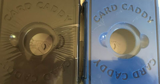 Card Caddy Review