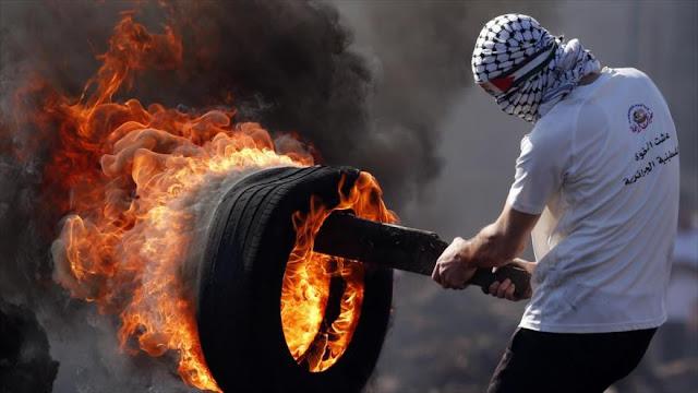 Palestinos denuncian la expropiación de sus tierras por Israel