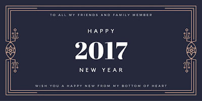 Happy New Year 2017 Photos