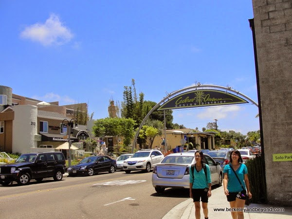 Cedros Design District in Solana Beach, California