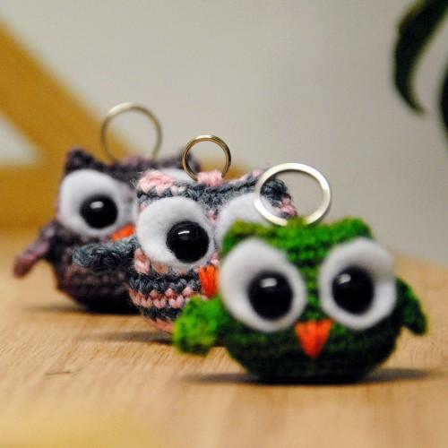 Little Owl - Free Pattern