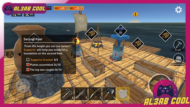 raft تحميل لعبة