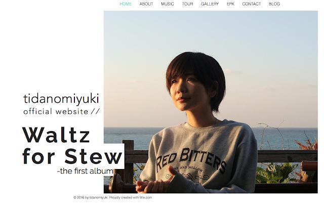 http://tidanomiyuki.wix.com/officialwebsite