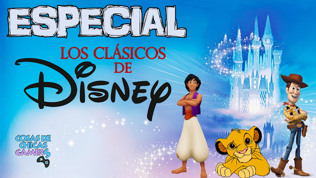 Especial clásicos Disney