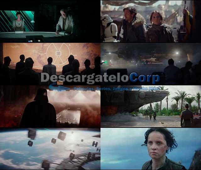 Rogue One Una historia de Star Wars (2016) DVDRip Español Latino