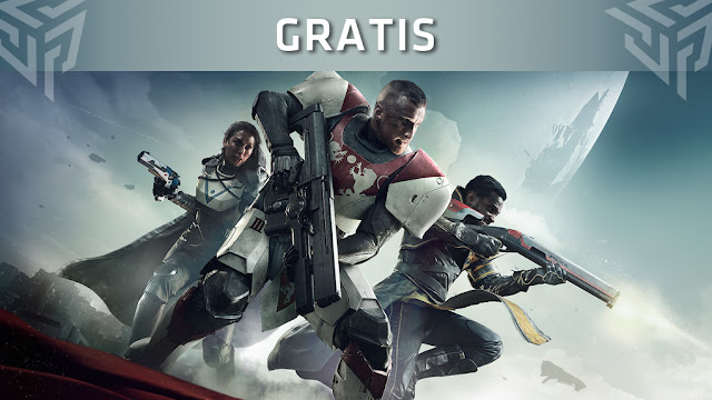 DESCARGAR DESTINY 2 PARA PC COMPLETAMENTE LEGAL / POR TIEMPO LIMITADO