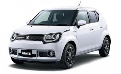 New 2016 Maruti Suzuki Ignis crossover