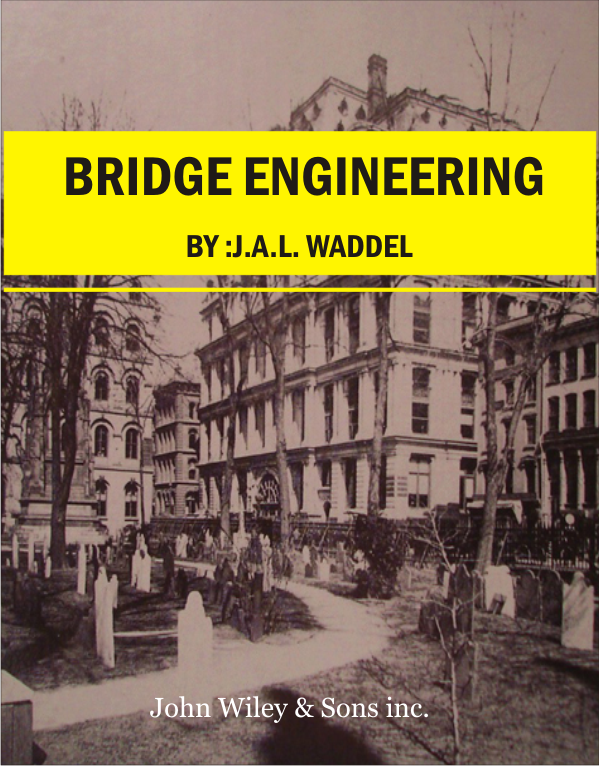 Download Book on Bridge Engineering by J  A  L Waddell [pdf