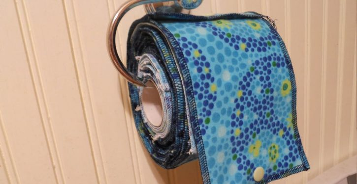 """More And More People Are Replacing Toilet Paper With Reusable """"Family Rags"""""""