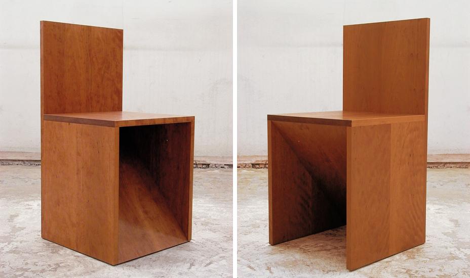 Rough Luxe Design Donald Judds Furniture