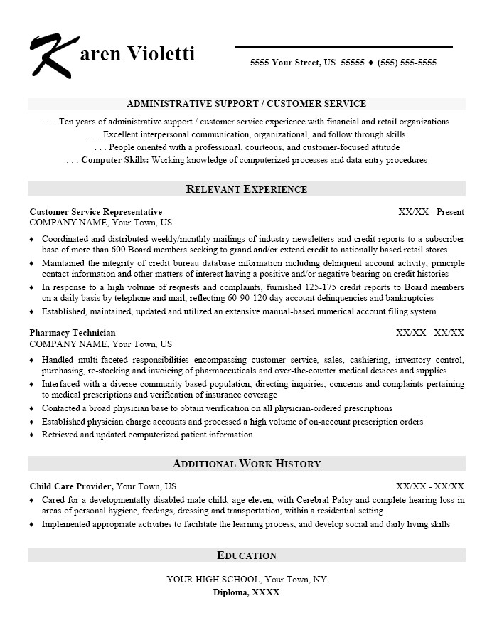 Executive Assistant Sample Resume sample administrative assistant resume Administrative Assistant Sample Resume 692 876