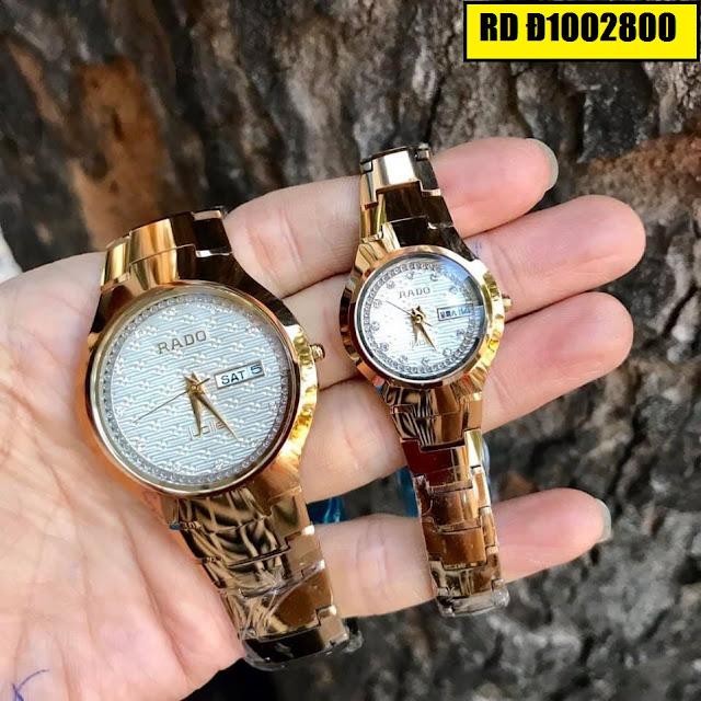 đồng hồ đeo tay rado rd đ1002800