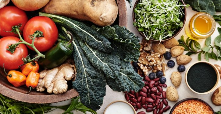 Power Of The Vegetarian Diet Against Cancer