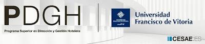 Programa Superior en Dirección y Gestión Hotelera (PDGH) del CESAE