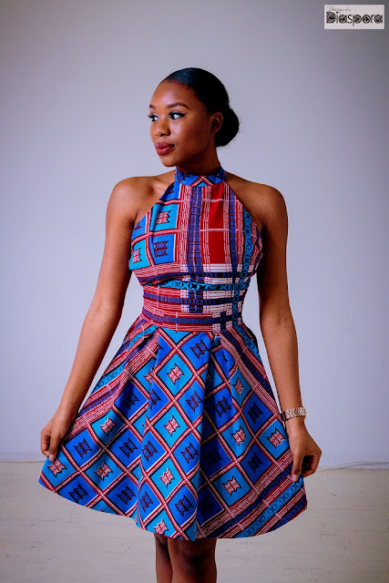 Design of a Diaspora 2015 Collection