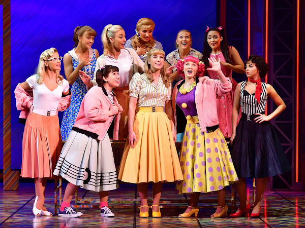 Grease (UK Tour), Edinburgh Playhouse | Review