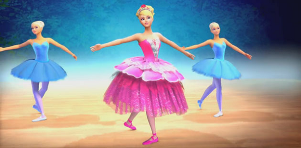 Watch Barbie in The Pink Shoes (2013) Movie Online For Free in English Full Length
