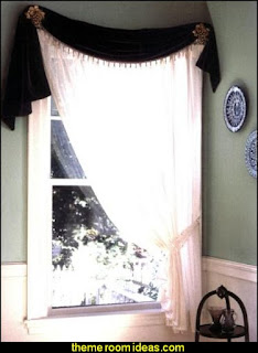 Do-It-Yourself Valances, Swags, and Cornices