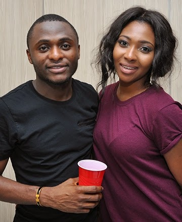 TripleMG CEO Ubi Franklin and actress Lilian Esoro get engaged