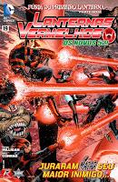 Os Novos 52! Lanternas Vermelhos #19