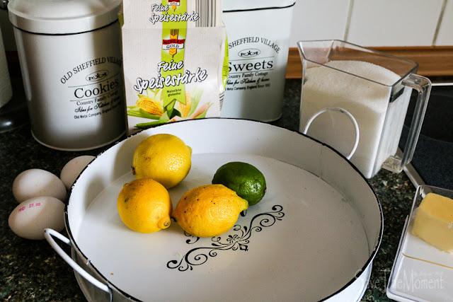 Rezept Lemon Curd - Zitronen Creme