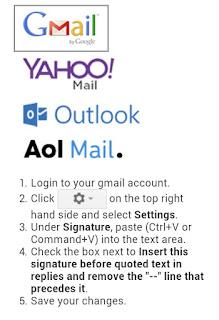 Email Signature Tool Cara Mudah Membuat Tanda Tangan Online