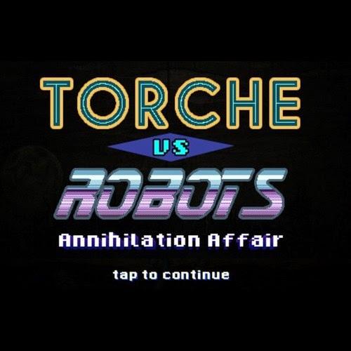 Torche VS Robots: Annihilation Affair [FREE video game] + new album Restarter & Tour
