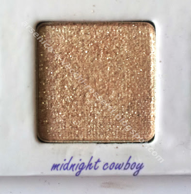 Urban Decay Midnight Cowboy ombretto vintage